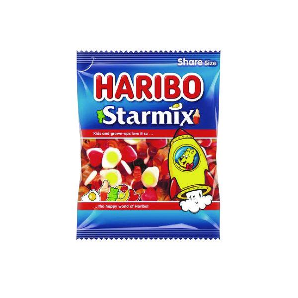 Haribo Starmix 140g Bag (Pack of 12) 73073