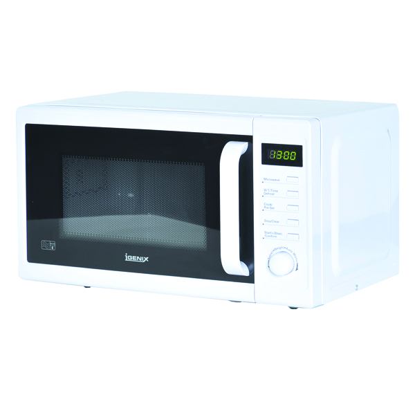 Microwave Oven 800W White IG2095