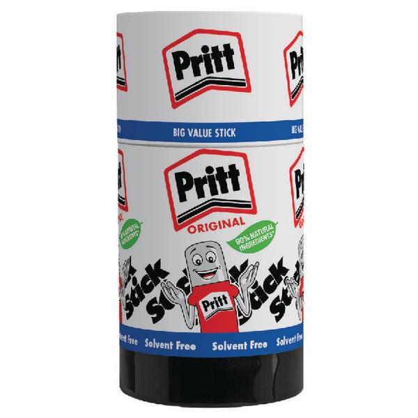 Pritt Stick Jumbo 90g Display Box Pack of 6 1479570