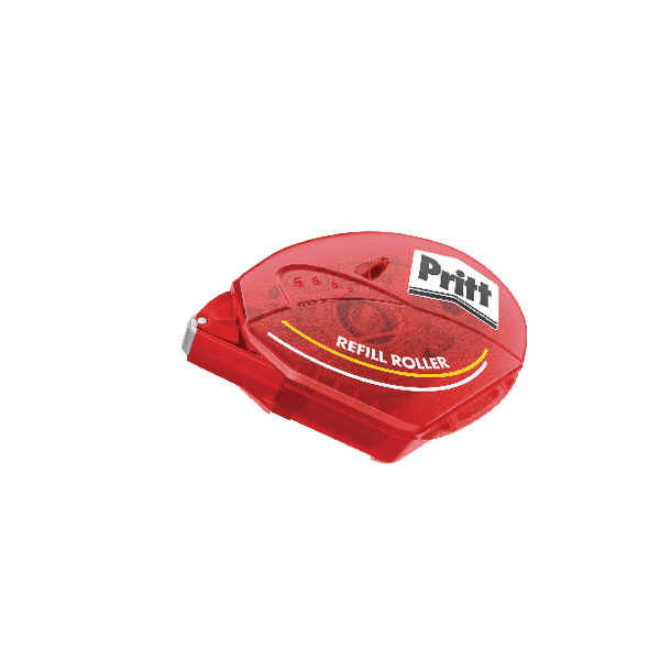 Pritt Glue Roller Refillable Permanent 8.4mm x 16m 2163007