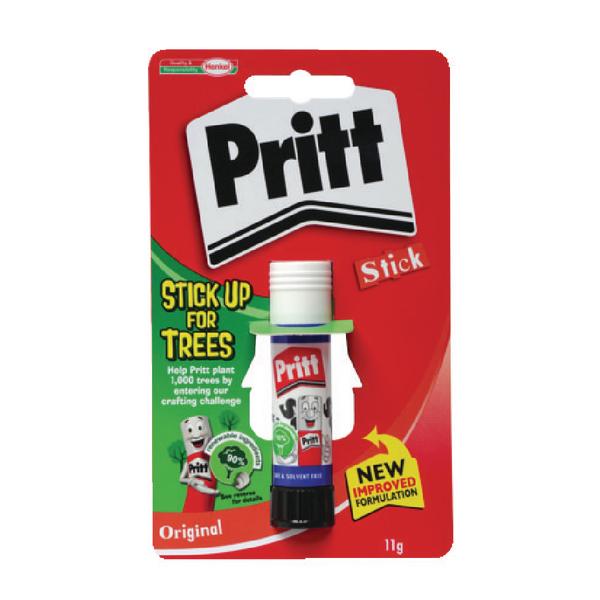 Pritt Stick 11g Blister Card 1456073