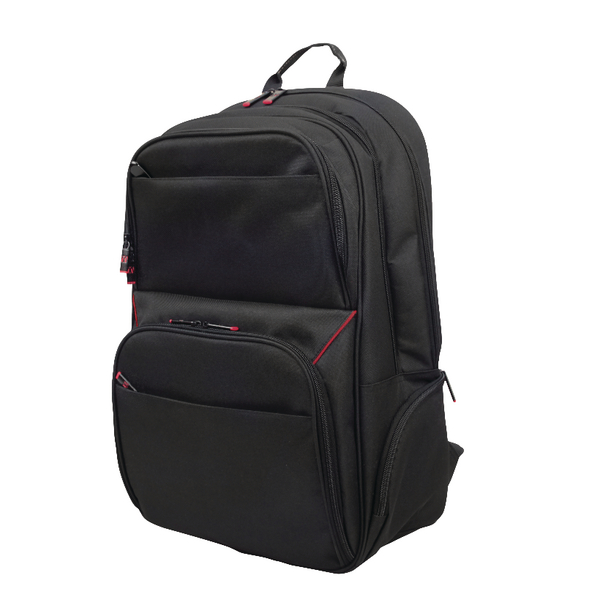Motion II Lightweight Black Laptop Backpack 3205