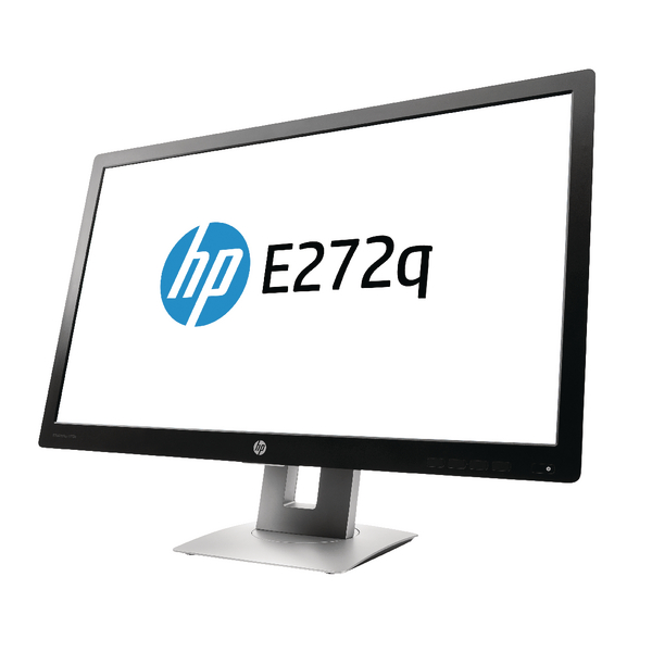 *HP EliteDisplay E272q 27inch Monitor M1P04AA