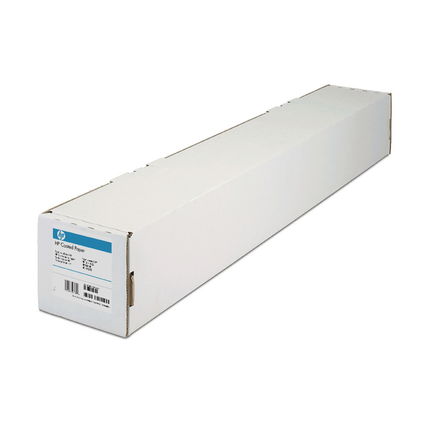 HP White Coated A1 Inkjet Paper 594mm Roll Q1442A