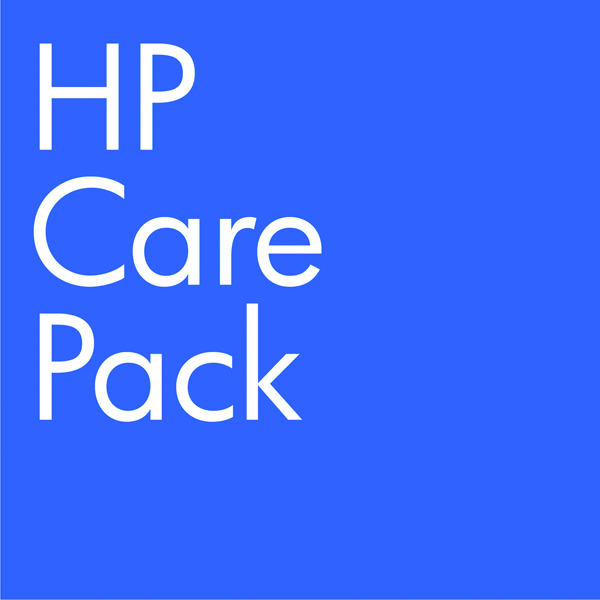 *HP 3 Year Next Day Exchange Care Pk Extended Service Agreement UG070E