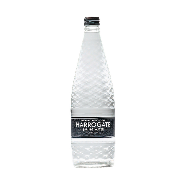 Harrogate Still Spring Water 750ml Glass Bottle G330241S (Pack of 12)