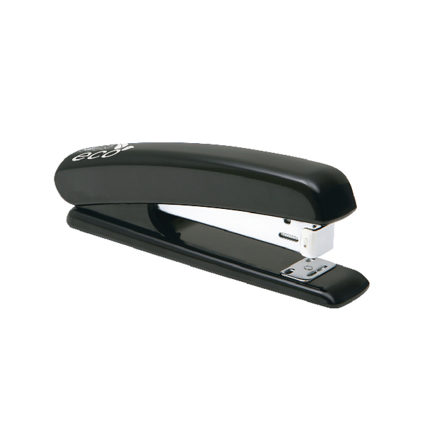 Rapesco Eco Full Strip Stapler Black 1085