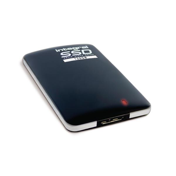 Integral USB 3.0 Portable SSD 120GB INSSD120GPORT3.0