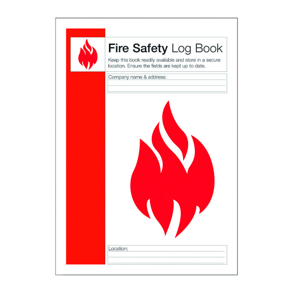 Unspecified Fire Safety Log Book IVGSFLB