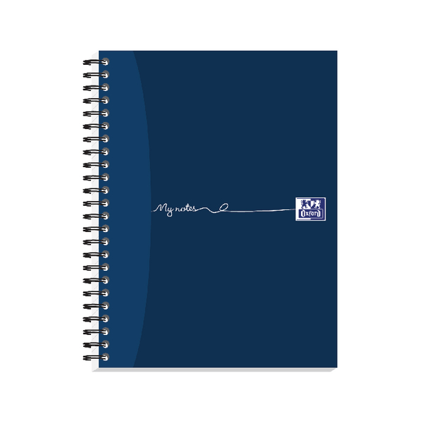 Oxford My Notes A5 Plus Wirebound Notebook 160 Pages Pack of 5 100080200
