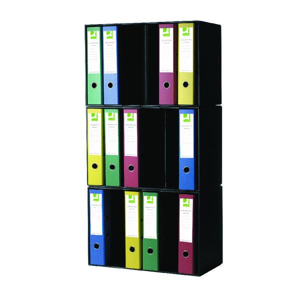 Q-Connect Lever Arch File Module Black 131447