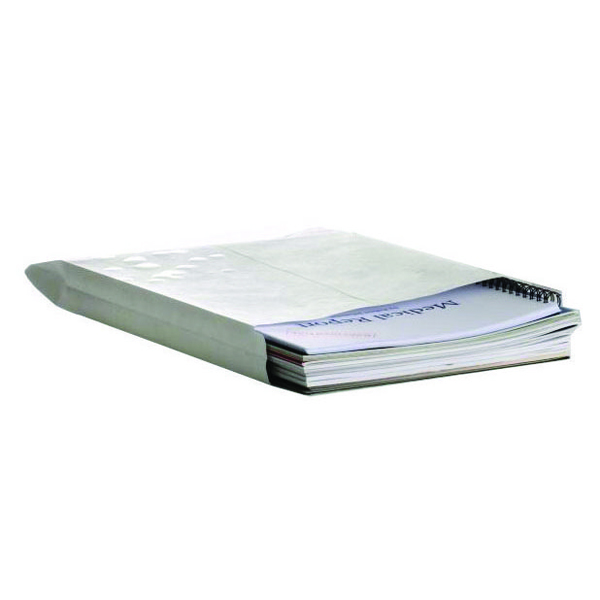 Q-Connect Gusset C5 Envelopes Peel and Seal 120gsm White 229x162x25mm (Pack of 125) KF02889
