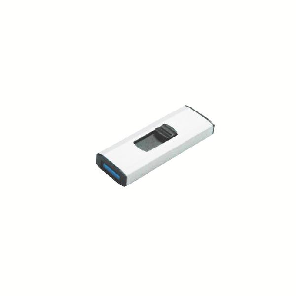 Q-Connect USB 3.0 Slider Flash Drive 128GB KF16375