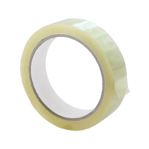 Catalogue - Vow Catalogue Q-Connect Polypropylene Tape 19mm x 66m Pack of 8 KF27016
