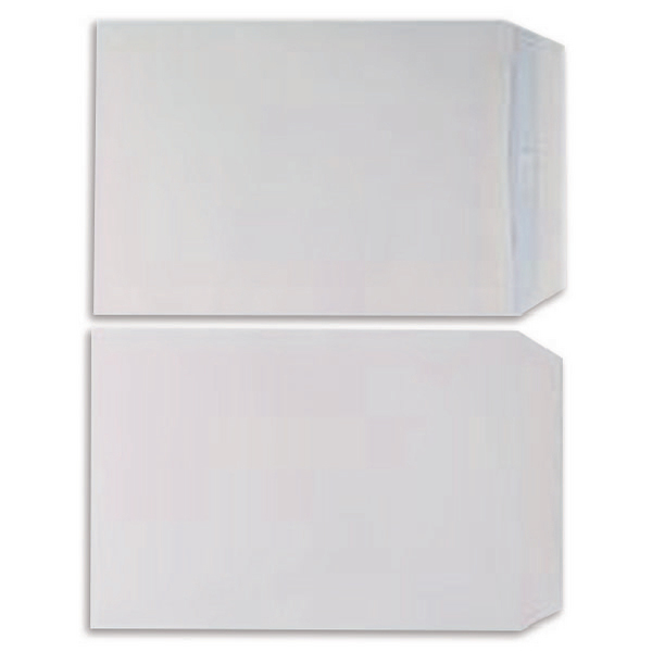 Q-Connect Pocket C5 Envelopes 100gsm Self Seal White (Pack of 500) KF97367