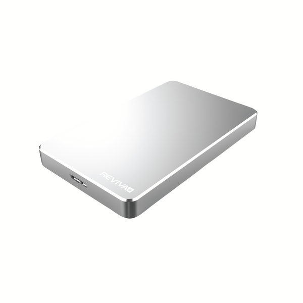 Reviva USB 3.0 Portable HDD Aluminium 2TB KO01041