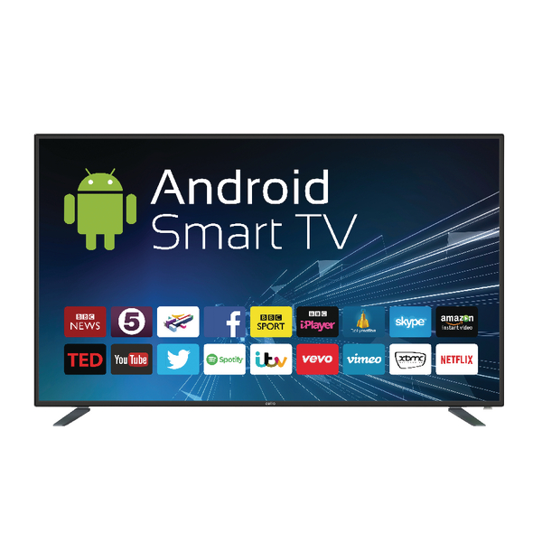 65inch Android Smart Freeview T2 HD LED TV With Wi-Fi C65ANSMT
