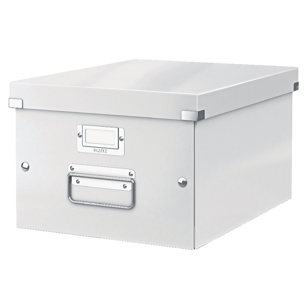 Leitz Click & Store Medium Storage Box White 60440001