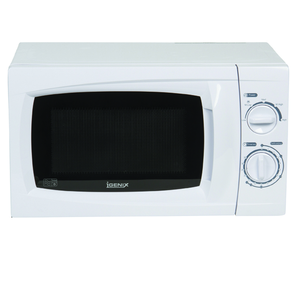 Manual Control Microwave White IG2070