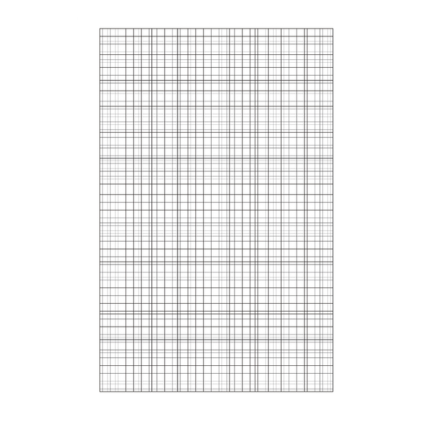 Graph Paper Loose A4 75gsm 1000 Pages 100103410