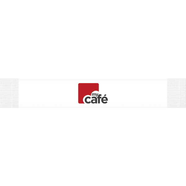 MyCafe Sugar Sticks White 21SJ3146 [PACK 1000]