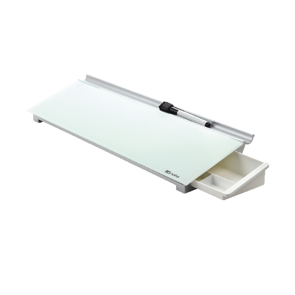 Nobo Diamond Glass Personal Desktop Panel 1905174