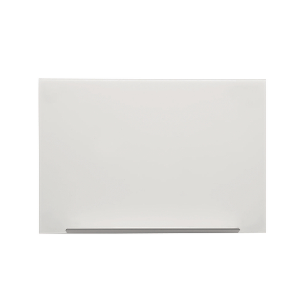 Nobo Diamond White 993x559mm Magnetic Glass Board 1905176