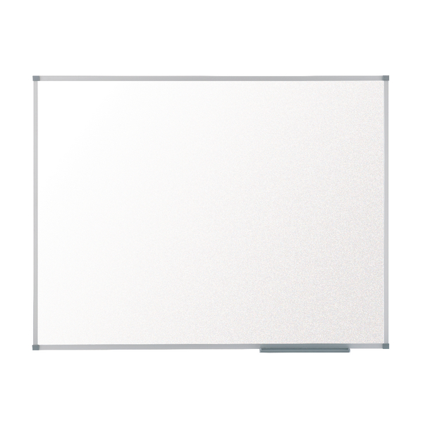 Nobo Basic Melamine 900x600mm Non-Magnetic Whiteboard 1905202
