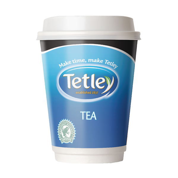 Nescafe and Go Tetley Tea (Pack of 16) 12154583