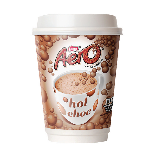 Nescafe & Go Aero Hot Chocolate (Pack of 8) 12164125