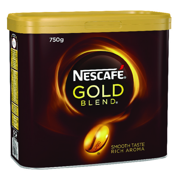 Catalogue - Babcock Vow Catalogue [S] Nescafe Gold Blend Coffee 750g 12284102