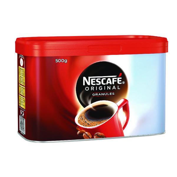 Nescafe Coffee Granules 500g 12295139