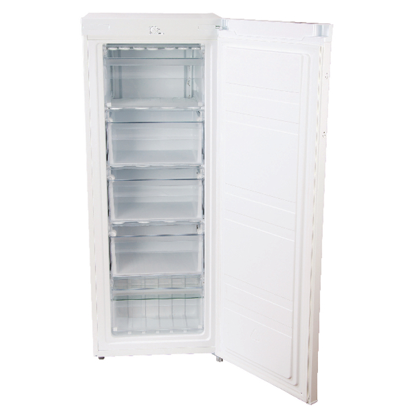 *Statesman Upright Freezer White 55cm TF160LW