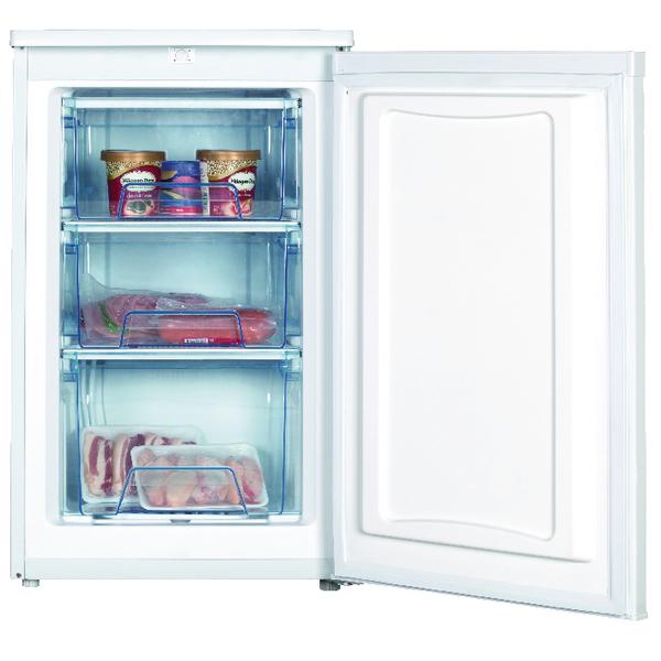 *Statesman Under Counter Freezer White 50cm IG350F