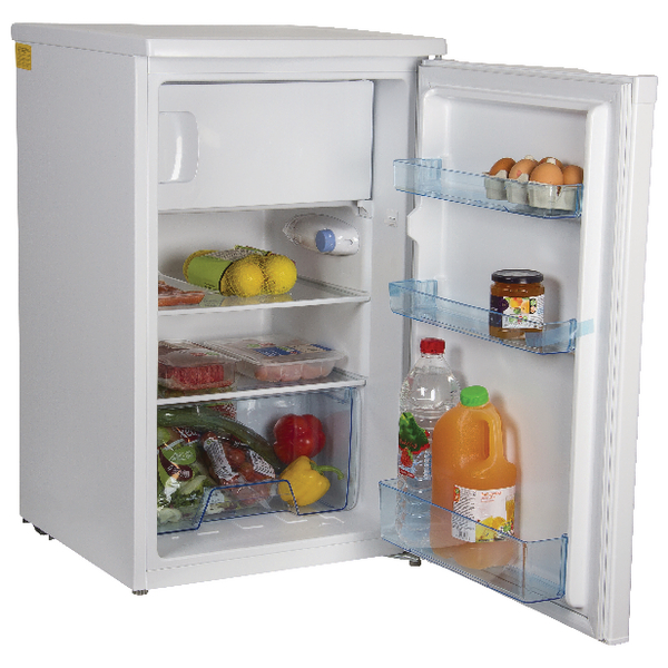 *Igenix Under Counter Fridge With 4 Star Ice Box 50cm IG350R