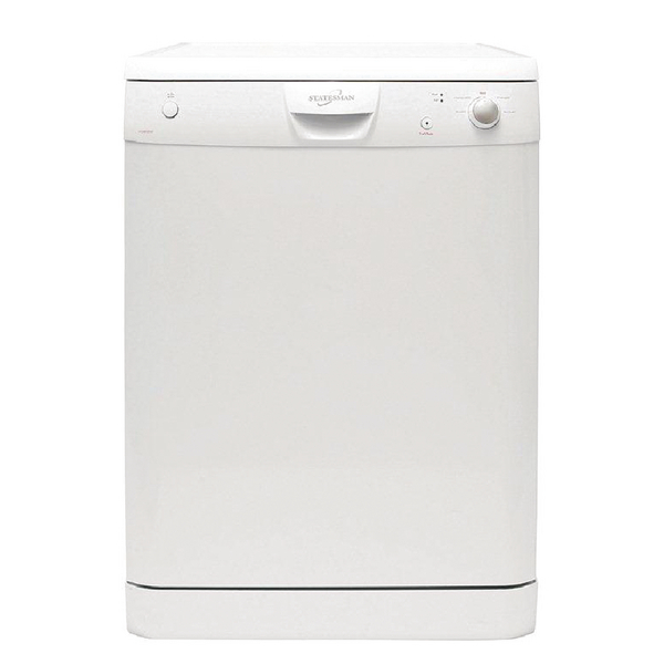 *Freestanding Dishwasher 60cm 12 Place A/AA White XD401W