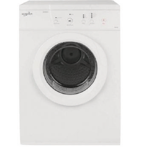 *Condenser Tumble Dryer White ZXC683W
