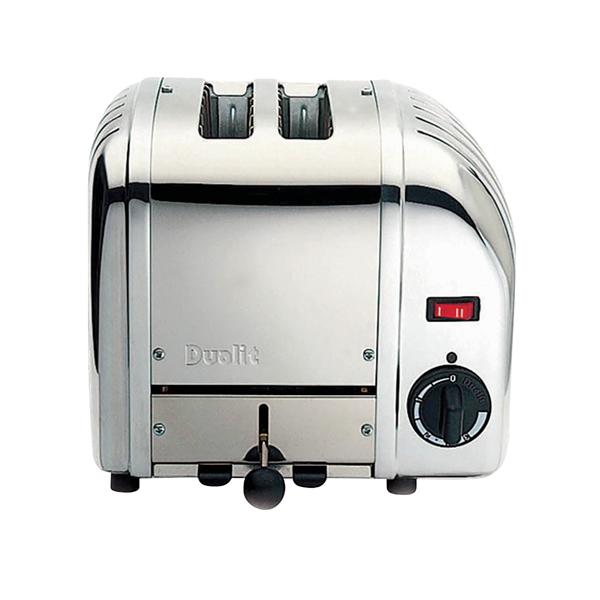 *Dualit Vario 2 Slice Toaster Stainless Steel DA0020