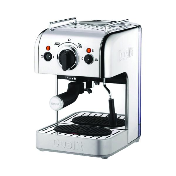 *Dualit 3in1 Coffee Machine 15 Bar Pressure DA8440