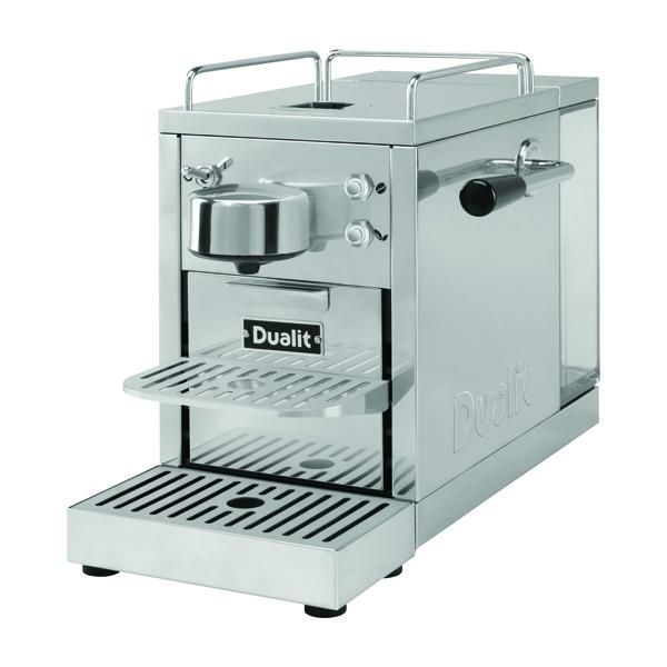 *Dualit Classic Capsule Machine 20 Bar Pressure DA5170
