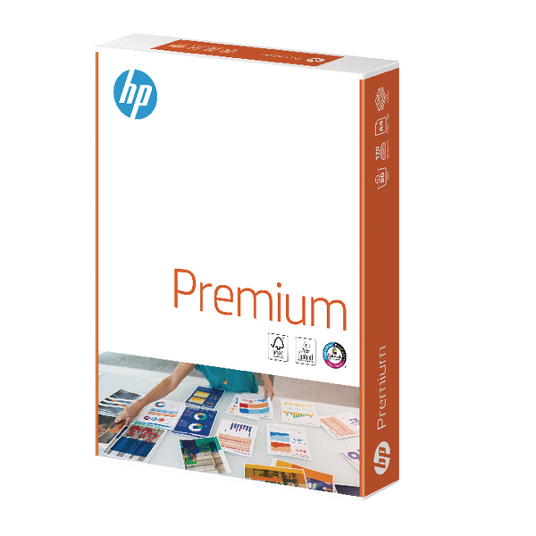 HP Premium FSC3 A4 90gsm White (Pack of 500) HPT0321CL