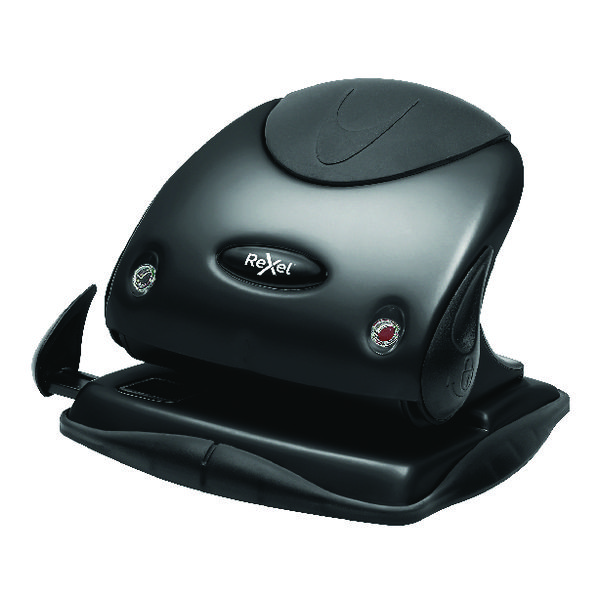 Rexel Choices P225 Hole Punch Black 2100745
