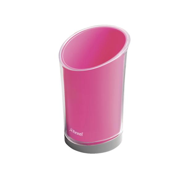 Rexel Joy Pen Cup Pretty Pink 2104028