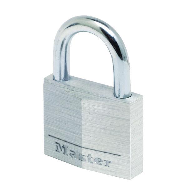 Master Lock 30mm Aluminium Padlock 9130EURD 40041