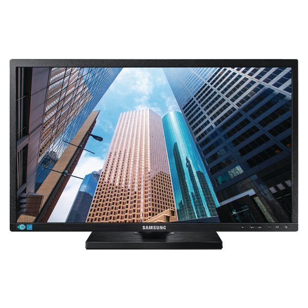 *Samsung 24 inch Black Full HD Monitor LS24E45KBSV/EN