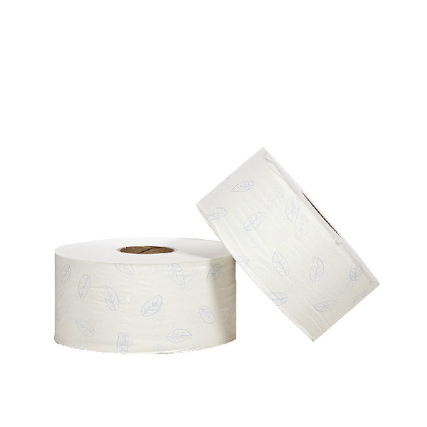 Tork White Jumbo Toilet Roll 1700 Sheets 340m Pack of 6 110246