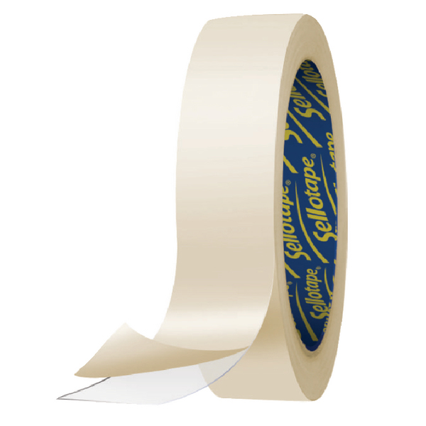 Sellotape Double Sided Tape 50mm x 33m (Pack of 3) 1447054