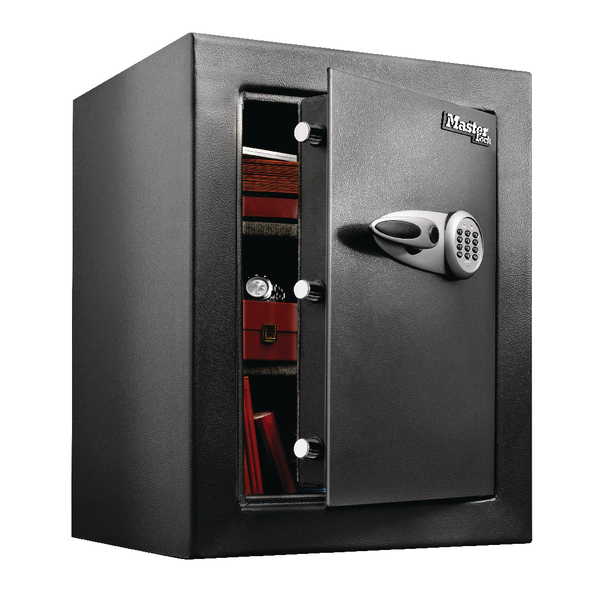 *Master Lock Office Security Safe 123.2 Litre Electronic Lock T8-331ML