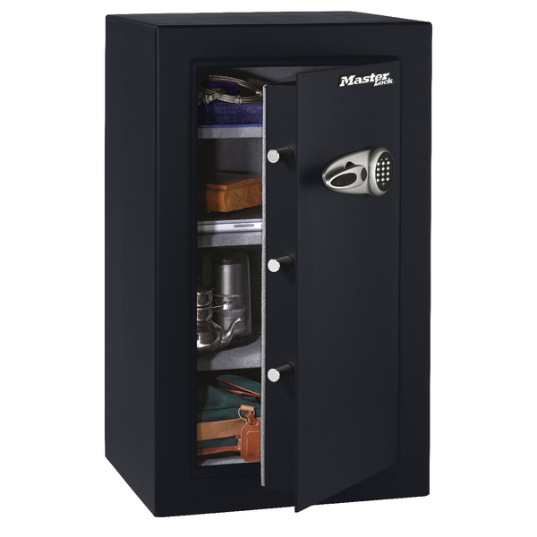 *Master Lock Office Security Safe 173.2 Litre Electronic Lock TO-331ML