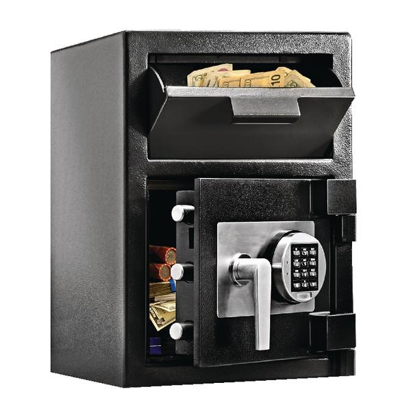 *Master Lock Deposit Under Counter Safe 26.6 Litres Black DH-074E